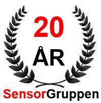 SensorGruppen 20 ÅR