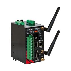 Integrerade I/O, GPS och Wifi